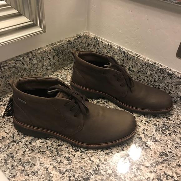 bee50fb2e4683 Ecco Shoes   New Turn Chukka Boot Goretex Waterproof 12   Poshmark